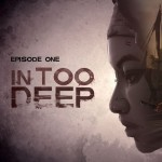 Copertina The Walking Dead Michonne - Episode 1: In Too Deep - iPad