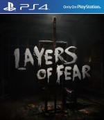 Copertina Layers of Fear - PS4