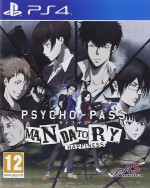 Copertina Psycho-Pass: Mandatory Happiness - PS4
