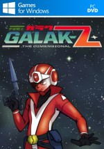 Copertina Galak-Z - PC