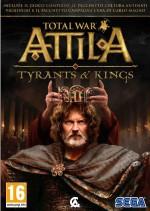 Copertina Total War: Attila - Tyrant & Kings - PC