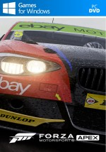 Copertina Forza Motorsport 6: Apex - PC