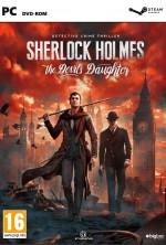 Copertina Sherlock Holmes: The Devil's Daughter - PC