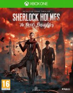 Copertina Sherlock Holmes: The Devil's Daughter - Xbox One