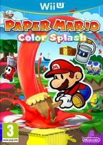 Copertina Paper Mario: Color Splash - Wii U