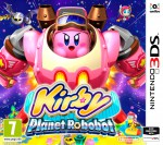 Copertina Kirby: Planet Robobot - 3DS