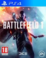 Copertina Battlefield 1 - PS4