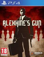 Copertina Alekhine's Gun - PS4