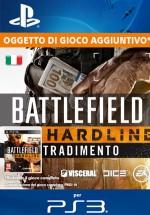 Copertina Battlefield Hardline: Tradimento - PS3