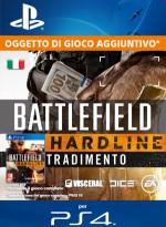 Copertina Battlefield Hardline: Tradimento - PS4