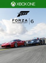 Copertina Forza Motorsport 6 - Meguiar's Car Pack - Xbox One