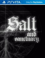 Copertina Salt and Sanctuary - PS Vita