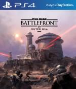 Copertina Star Wars: Battlefront - Orlo Esterno - PS4