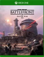 Copertina Star Wars: Battlefront - Orlo Esterno - Xbox One