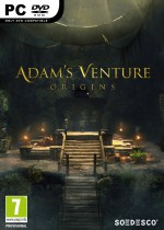Copertina Adam's Venture: Origins - PC