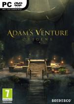 Copertina Adam's Venture: Origins - PC