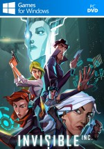Copertina Invisible, Inc. - PC