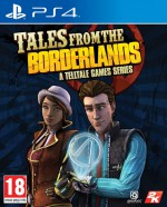 Copertina Tales From the Borderlands: A Telltale Game Series (Retail) - PS4