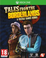 Copertina Tales From the Borderlands: A Telltale Game Series (Retail) - Xbox One