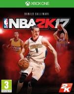 Copertina NBA 2K17 - Xbox One