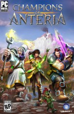 Copertina Champions of Anteria - PC