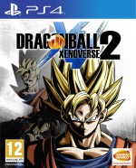 Copertina Dragon Ball Xenoverse 2 - PS4