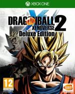 Copertina Dragon Ball Xenoverse 2 - Xbox One