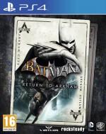 Copertina Batman: Return to Arkham - PS4
