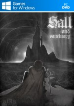 Copertina Salt and Sanctuary - PC