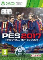 Copertina PES 2017 - Xbox 360
