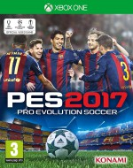 Copertina PES 2017 - Xbox One