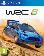 Copertina WRC 6 - PS4