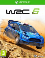 Copertina WRC 6 - Xbox One