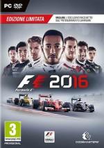 Copertina F1 2016 - PC