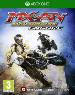 Copertina MX vs ATV: Supercross - Xbox One