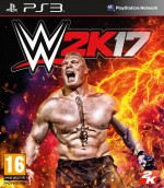 Copertina WWE 2K17 - PS3