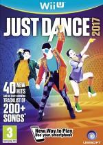 Copertina Just Dance 2017 - Wii U