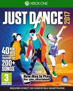 Copertina Just Dance 2017 - Xbox One