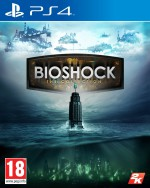 Copertina Bioshock: The Collection - PS4
