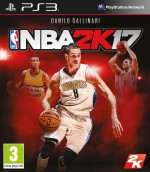 Copertina NBA 2K17 - PS3