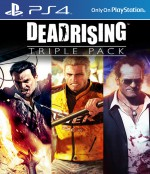 Copertina Dead Rising Triple Pack - PS4