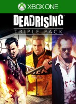 Copertina Dead Rising Triple Pack - Xbox One