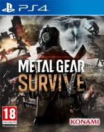 Copertina Metal Gear Survive - PS4