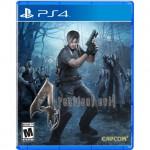 Copertina Resident Evil 4 Remastered - PS4