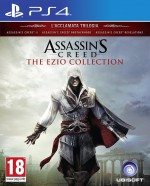 Copertina Assassin's Creed Ezio Collection - PS4