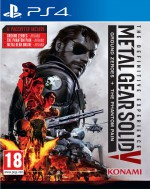 Copertina Metal Gear Solid V: the Definitive Experience - PS4