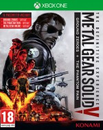 Copertina Metal Gear Solid V: the Definitive Experience - Xbox One
