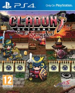 Copertina Cladun Returns: This is Sengoku! - PS4
