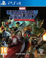 Copertina Guardians of the Galaxy - The TellTale Series - PS4