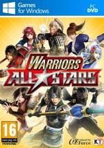 Copertina Warriors All-Stars - PC